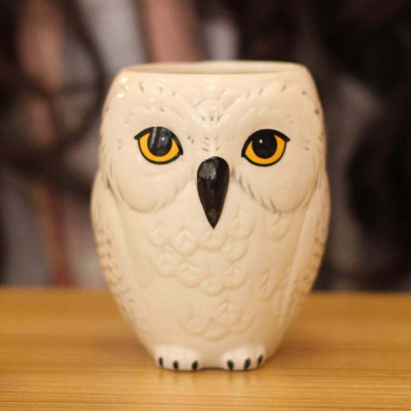 snowy owl coffee shop