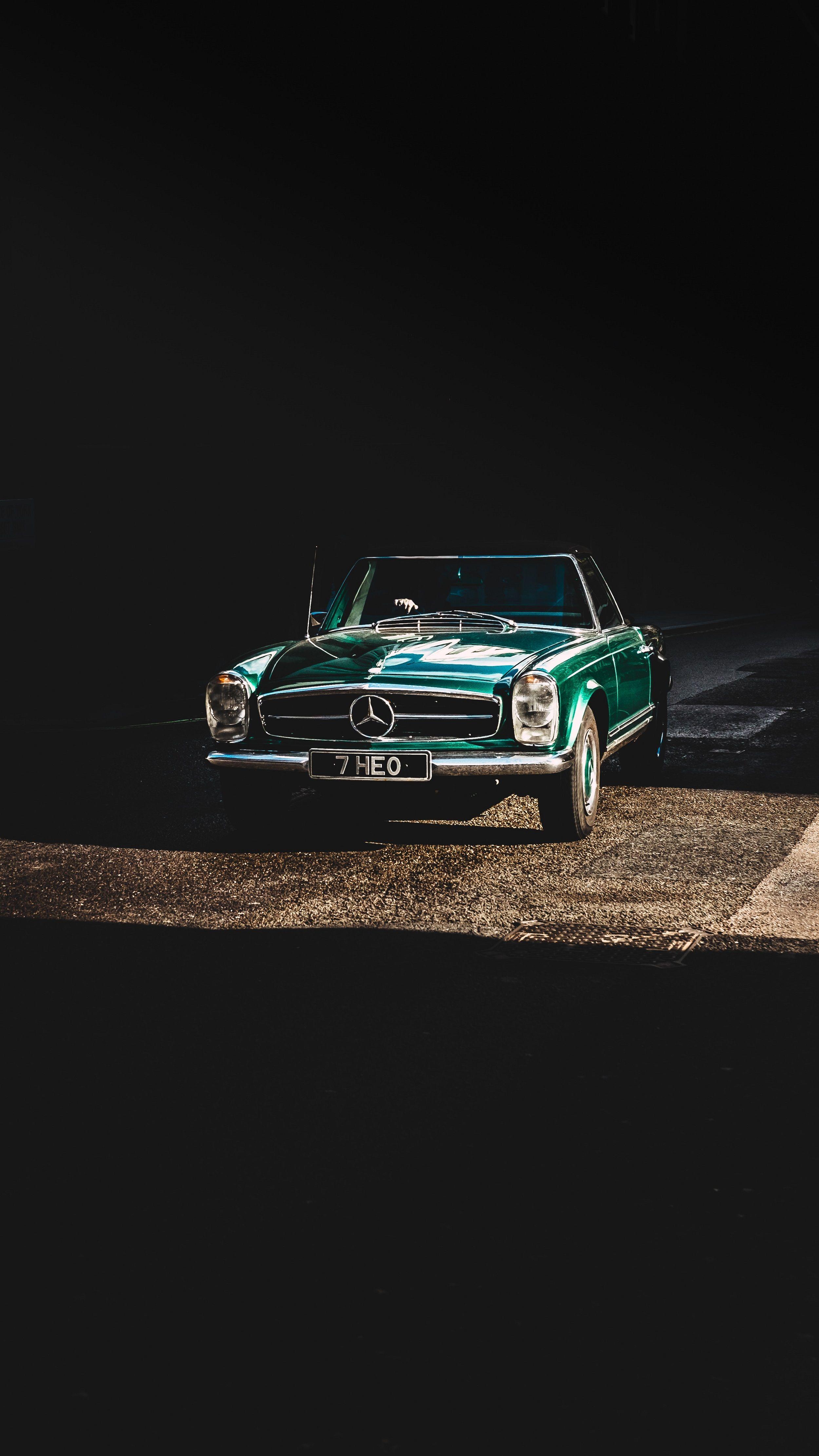 Classical Benz Mercedes Benz Coupe Car Wallpapers Car Iphone Wallpaper