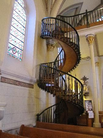 Best Miraculous Staircase Built Without Nails Dowels Or Any 400 x 300