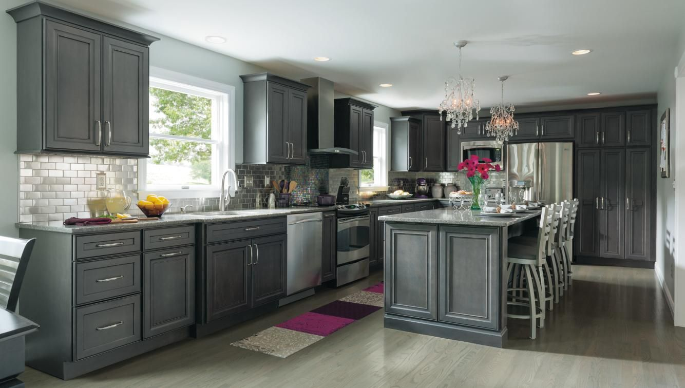 Are Grey Kitchen Cabinets Trendy a trendy grey kitchen can be easily achieved with the stunning