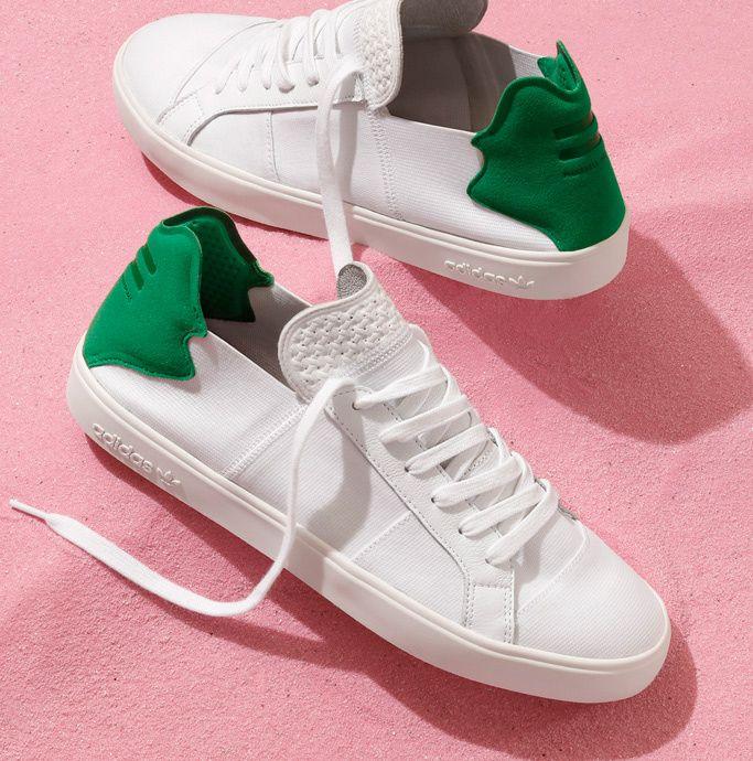 brand new cc8e1 ed1df Adidas x Pharrell Wlliams Pink Beach footwear and apparel pack.