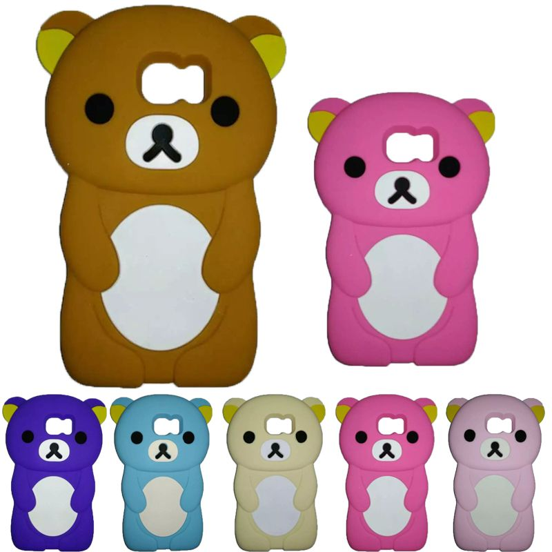 coque samsung galaxy s7 silicone animaux