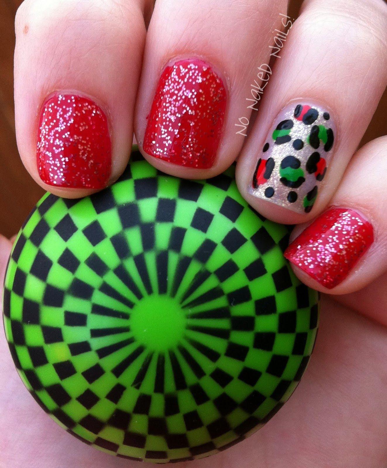 Pin de Natalia Padron en nails | Pinterest | Con estilo, Navidad y ...