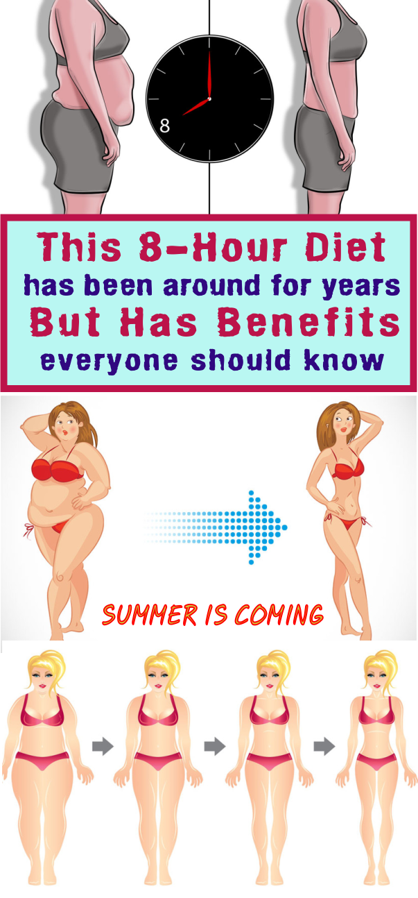 does the 8 hour diet work for women