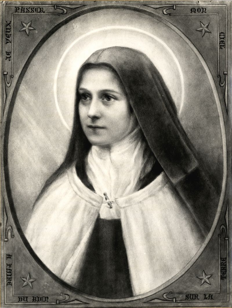 1899Thovale.jpg 800×1,062 pixels St therese of lisieux