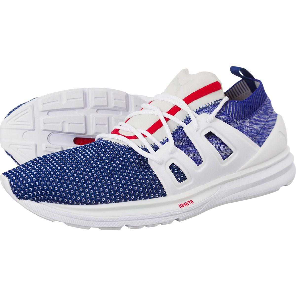 Sportowe Damskie Puma Puma B O G Limitless Lo Evo Knit 904 Sketchers Sneakers Shoes Puma