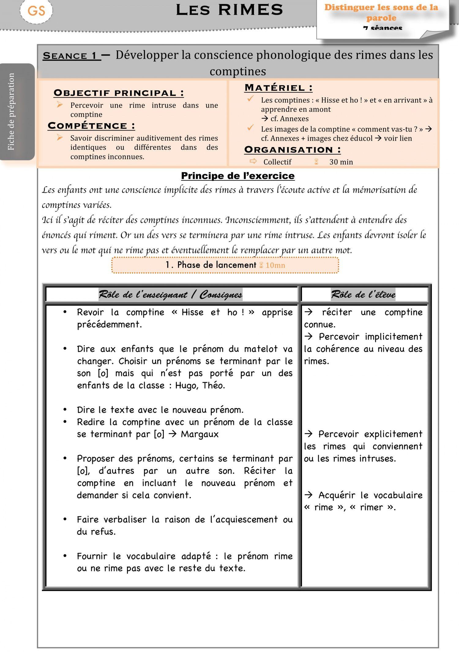 competence sport cm2