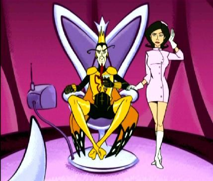 Good question venture bros dr girlfriend does not