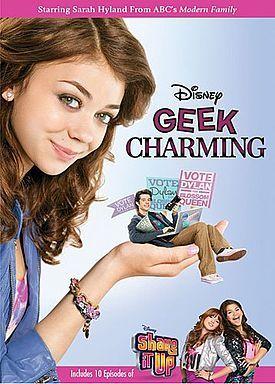 Geek Charming Filme Disney Channel Canal Da Disney Filmes Da