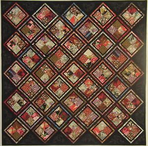 Oriental Quilt Pattern | Asian Quilting Patterns |Japanese Quilt ... : oriental fabrics for quilting - Adamdwight.com