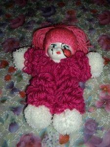 1a2998a643c7a Boneca de lã