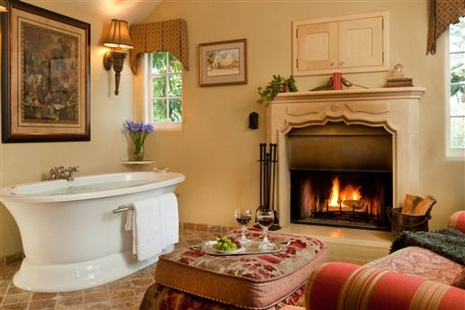 The Brightstone Suite At Old Monterey Inn In Monterey Ca