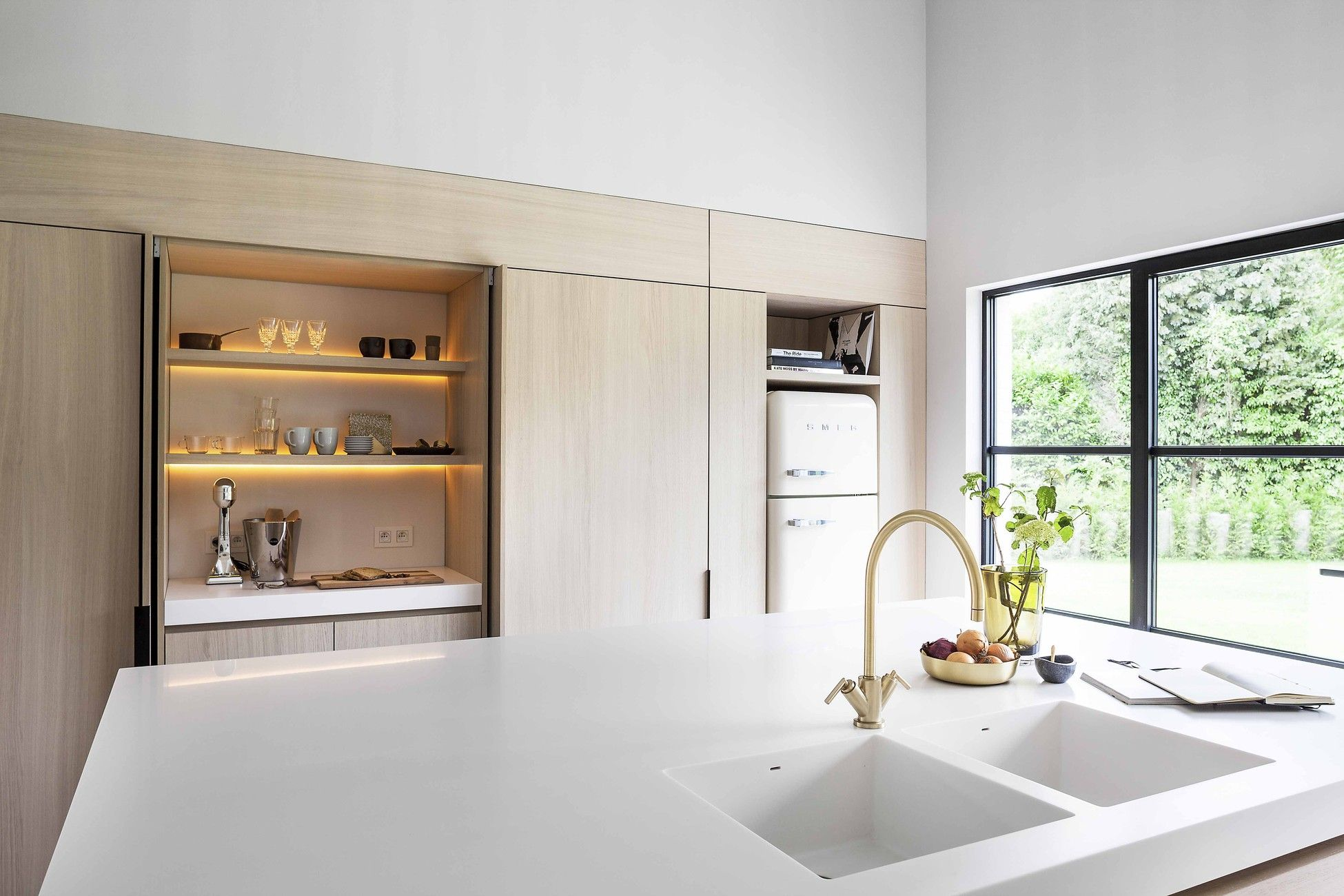 Project K Projecten Juma Architects Keuken Interieur Keuken Ontwerp Moderne Keukens