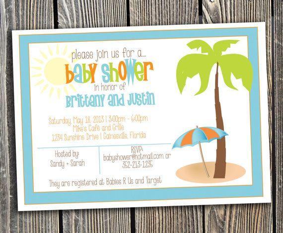 custom printable invitations