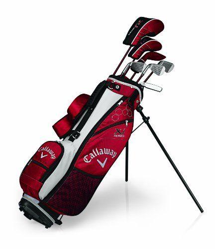 Callaway X Series Junior Set Right Hand Boy S Age 9 12 By Callaway 199 99 Callaway S Newest Xj Junior Set Comes W Kids Golf Clubs Callaway Golf Kids Golf