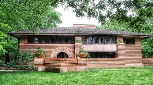 Arthur Heurtley House 1000 images about FLW Heurtley House on Pinterest