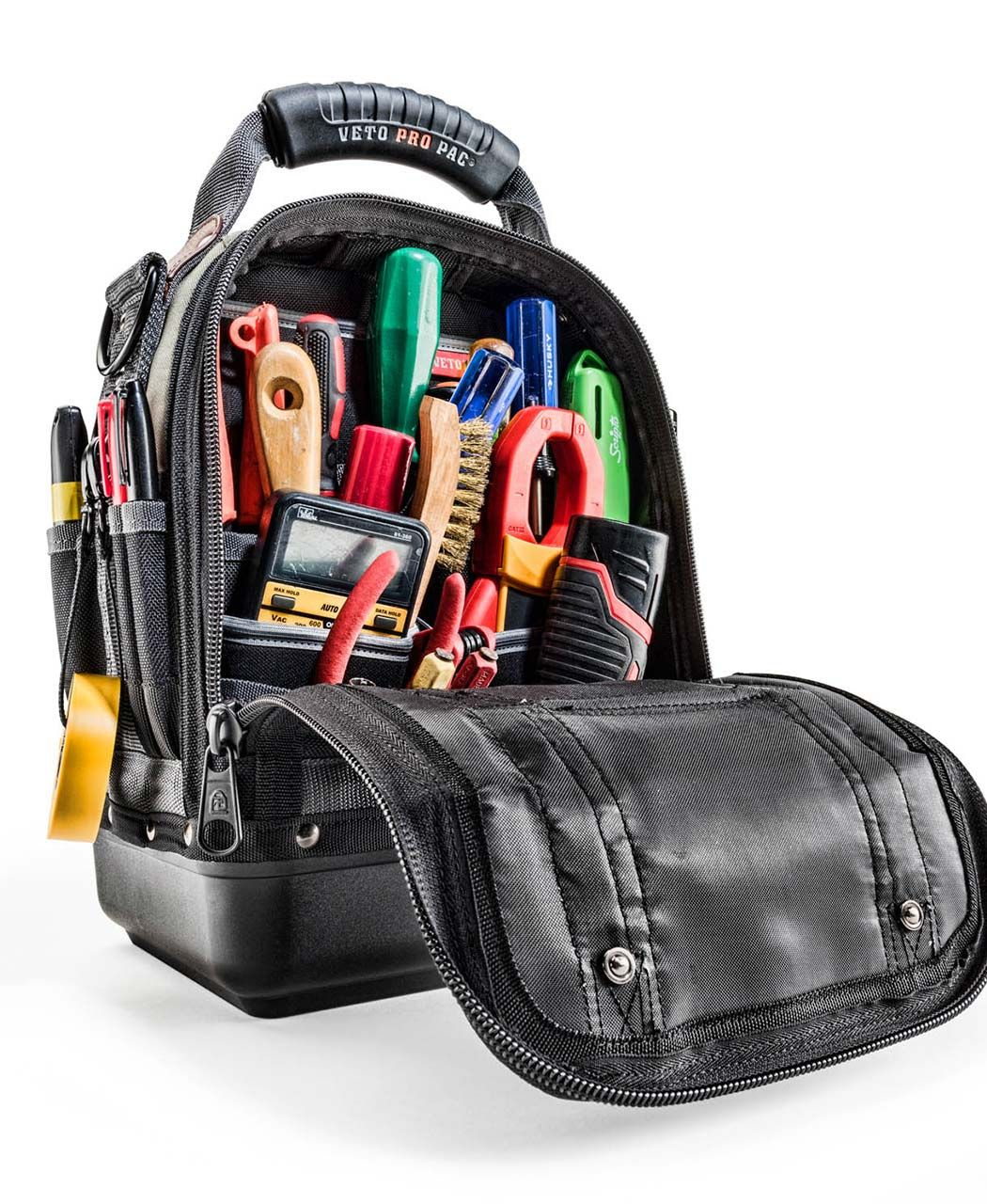 Tech Mct Compact Tall Tool Bag Vetopropac Tool Bag Bags Heavy Duty