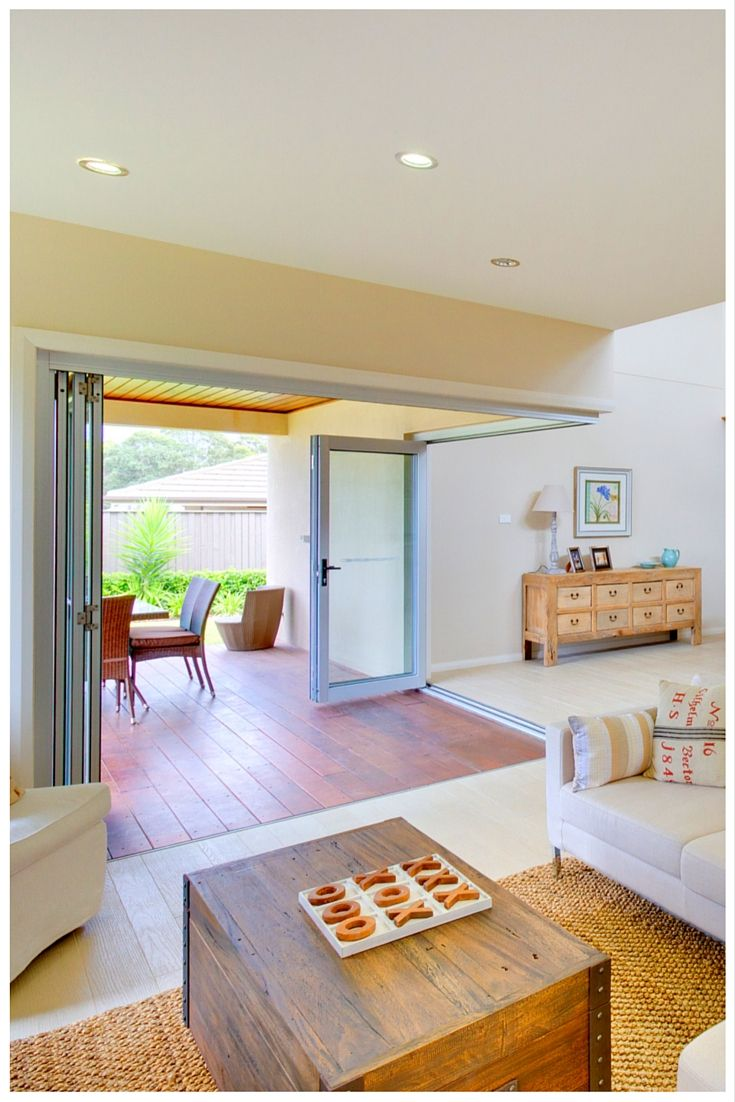 Bi-fold doors by Wideline. House by Alkira Homes. .wideline. & Bi-fold doors by Wideline. House by Alkira Homes. www.wideline.com ...