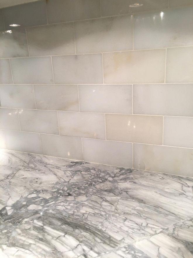 Quartzite Countertop With Marble Backsplash Marble Backsplash