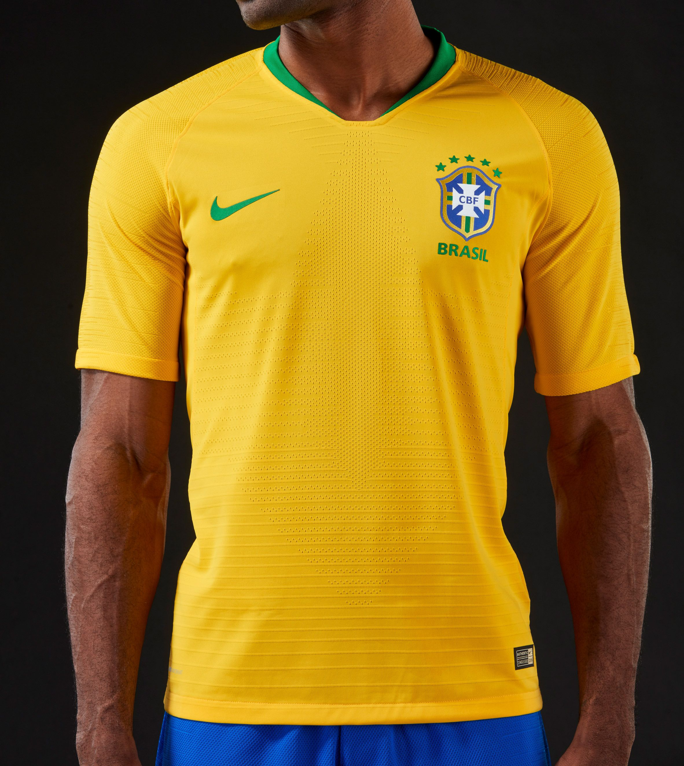 1164b9abb Brazil s World Cup 2018 kit brings back colours worn by 1970 champions