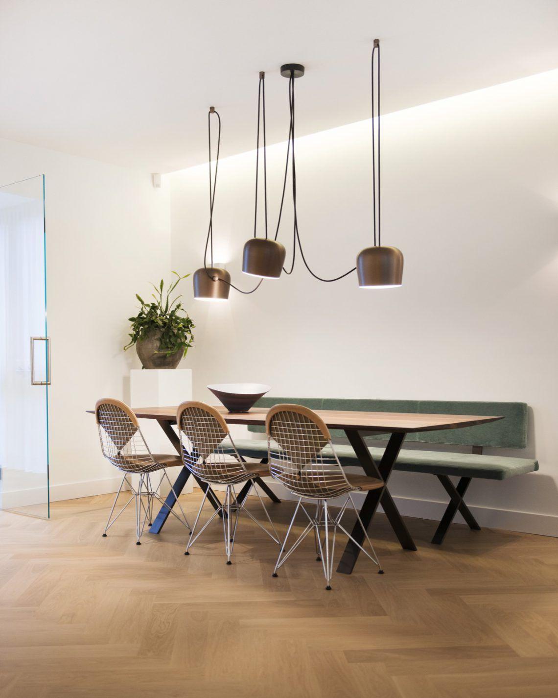 Novalis O Exclusieve Design Interieurs Modern Interieur Met  # Muebles Nebra Salones