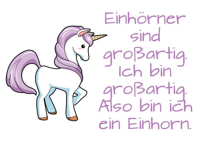 coole einhorn sprüche ▷ 42 + Ideen zum Thema Einhorn Sprüche und Einhorn Sprüche  coole einhorn sprüche