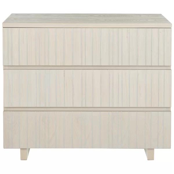 Mitch 3 Drawer Accent Chest Wood Storage Cabinets Cabinet Drawer Design