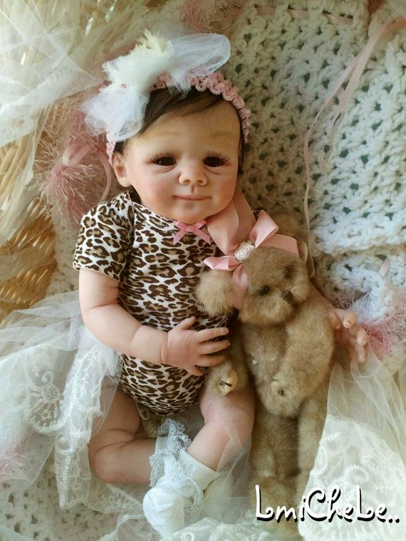 Custom Made to Order Completed Reborn Baby by littleblessingslm, $125.00