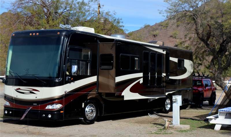 2008 Damon Tuscany 4055 Recreational Vehicles Saint George Damon