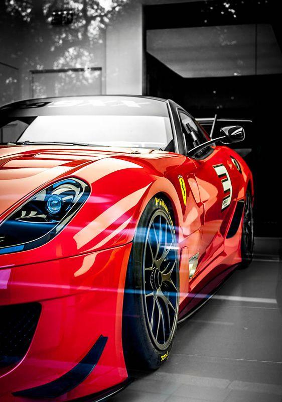 Ferrari 599XX GTO