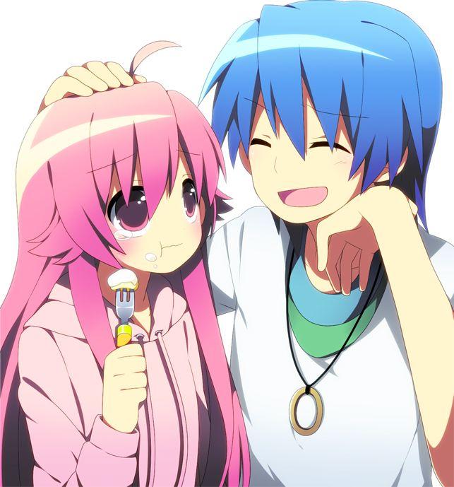 Yui And Hinata Angel Beats Hinata x Yui - ...