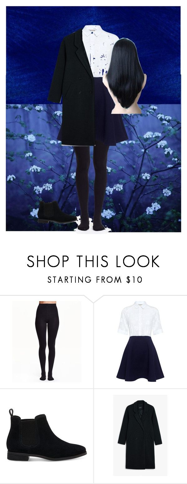 """""""Darks"""" by daisy-giselle on Polyvore featuring Paul & Joe Sister, TOMS and Monki"""