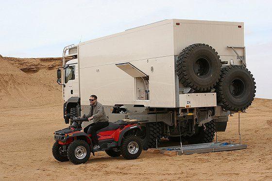 Introducing the Unicat - One Extreme RV | Apocalypse survival, Atv ...