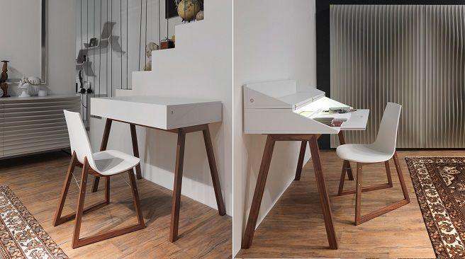El escritorio ideal para trabajar desde casa