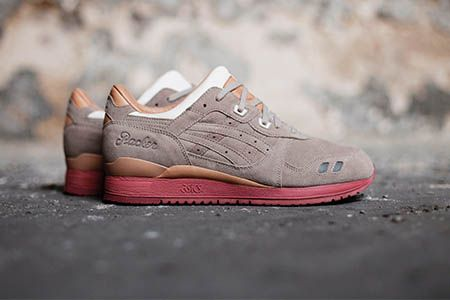 Footwear · To celebrate the 25th anniversary of the GEL-LYTE III, ASICS and  Packer have