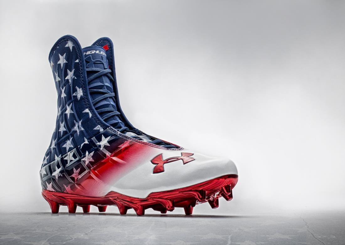 GoodnessUsa Cleats Highlight Ua Oh FootballIllest MSzqUVp