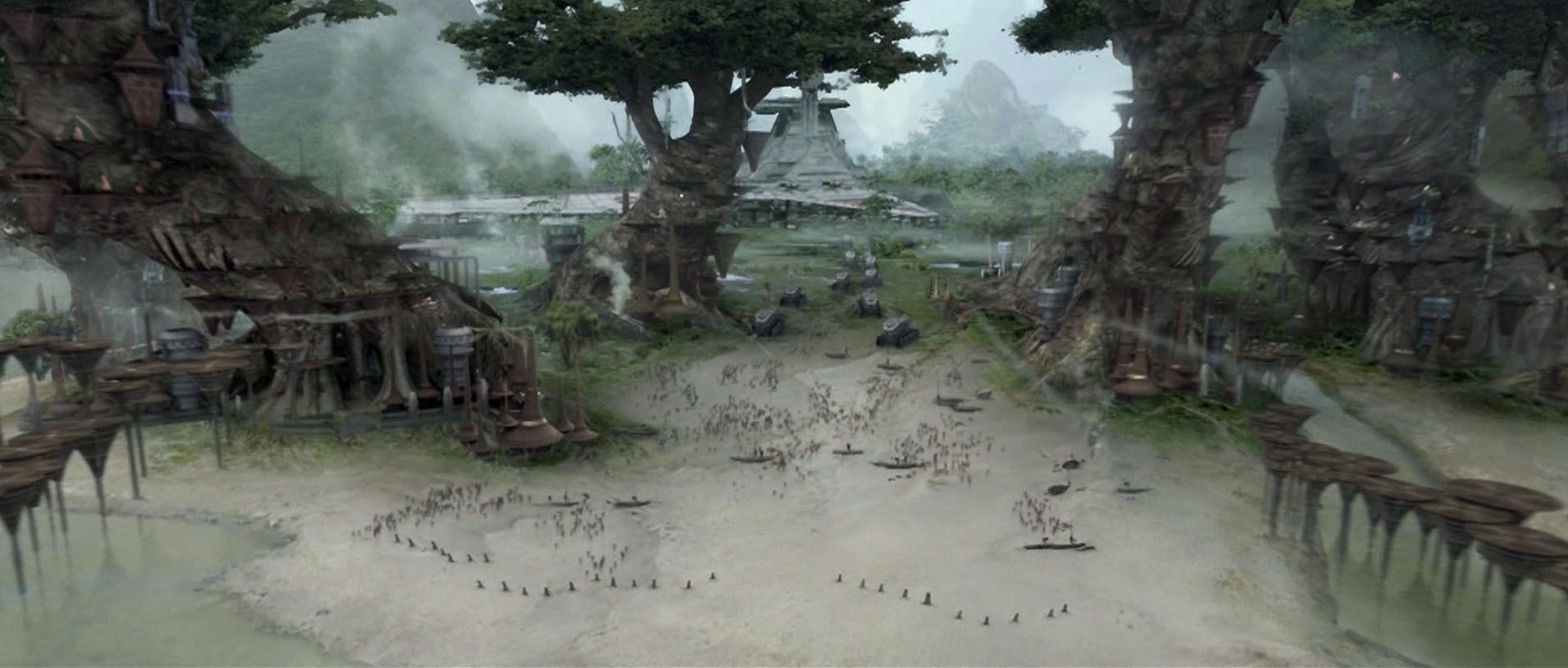 Revenge Of The Sith Battle Of Kashyyyk Star Wars Canon Star Wars Battlefront Star Wars