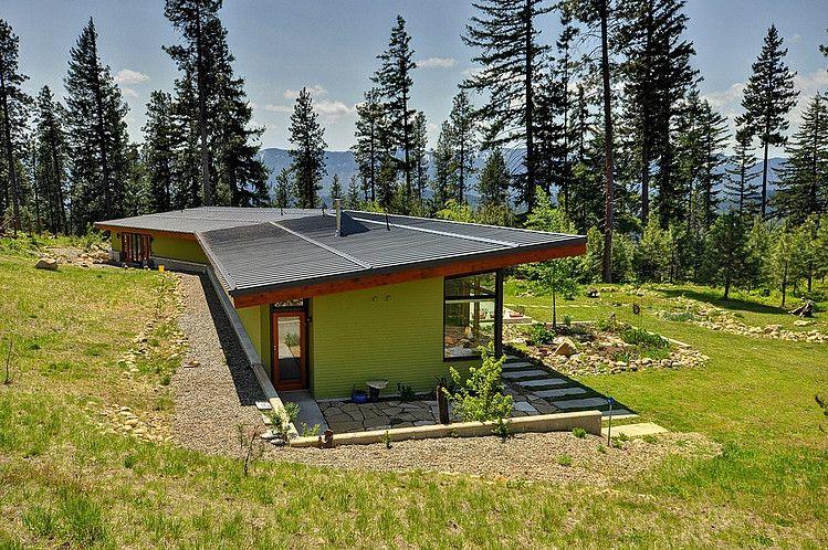 Indigo Lane House By Mohler Ghillino Architects Homeadore Solar House Plans Passive Solar House Plans Solar House