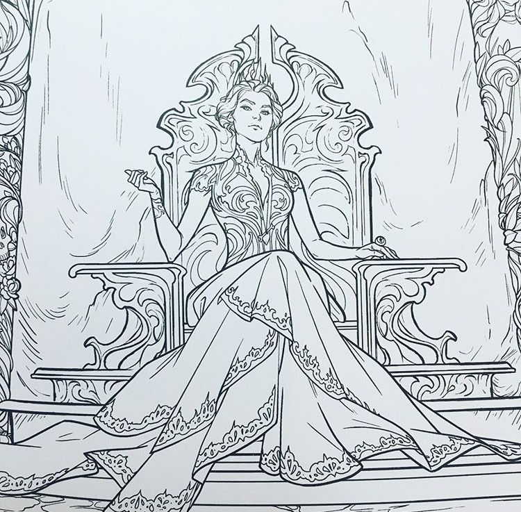 Feyre Darling High Lady of the