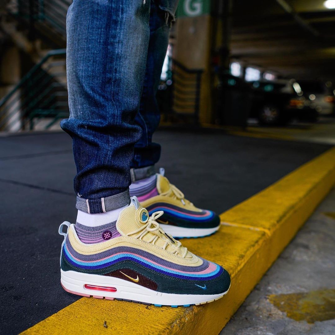 Nike Airmax 97/1 x Sean Wotherspoon • I wish I owned this stunning