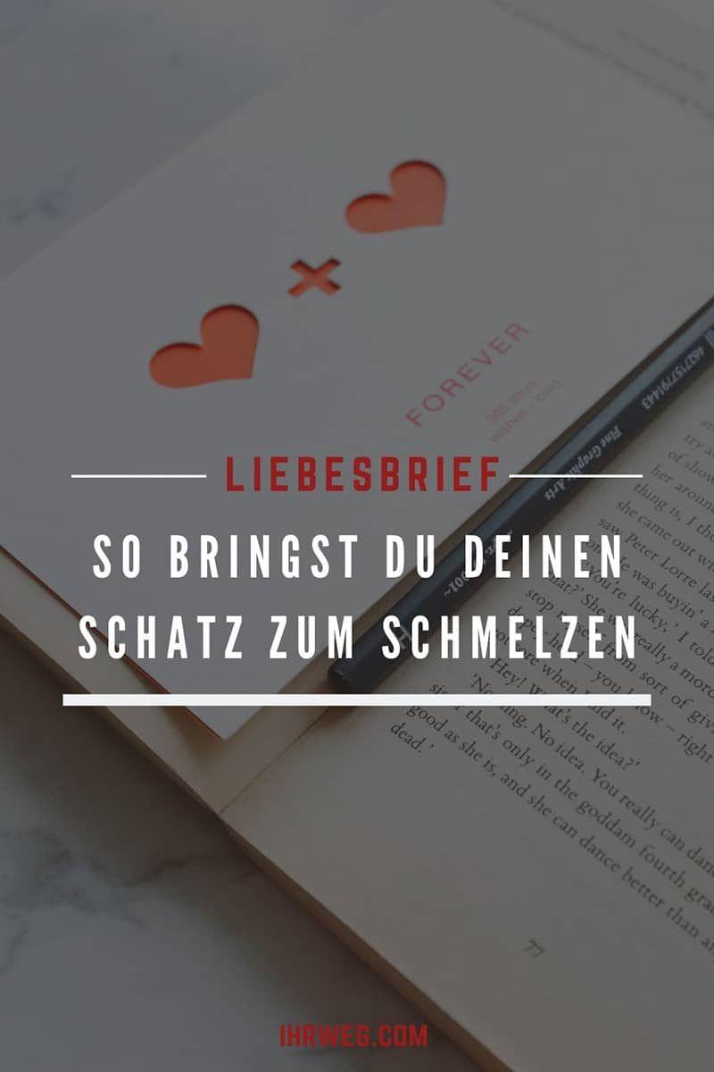 Briefe romantische Liebesgedichte, Liebesbriefe