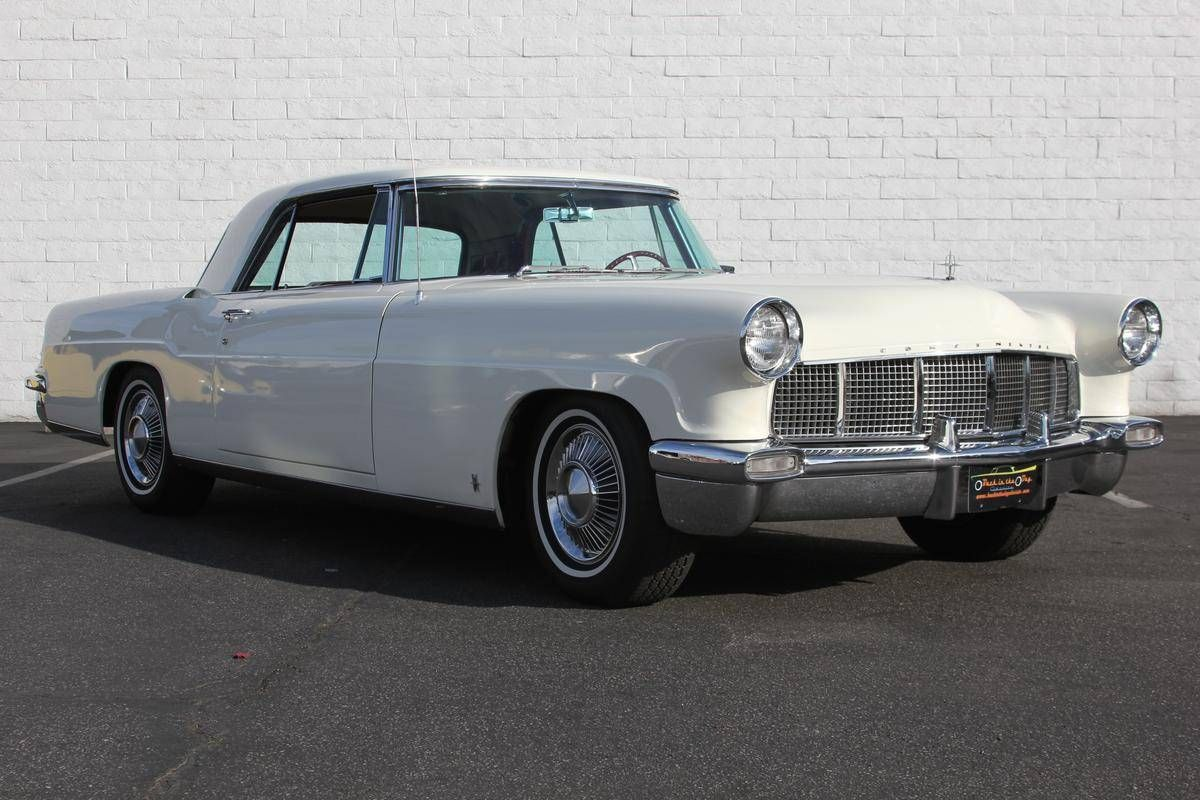 1956 Continental Mark II | Lincoln | Pinterest | Vehicle, Cars and Ford