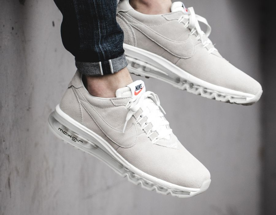 Chic Styles Nike Sportswear Air Max LD Zero White for Women