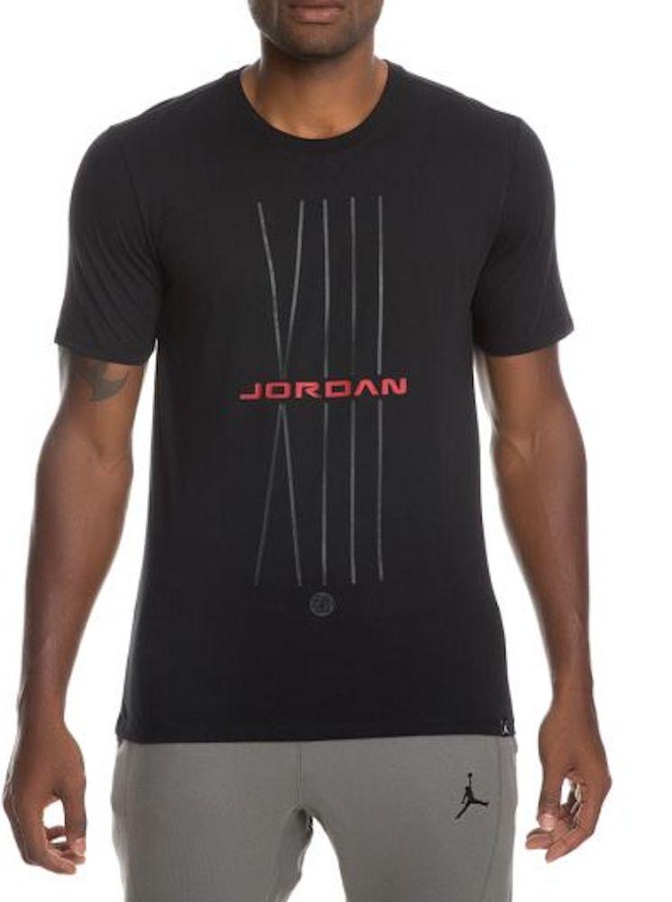 4a0245605cc2 JORDAN AIR JORDAN CNXN BLACK TEE T SHIRT MENS X-LARGE NWT  35  fashion   clothing  shoes  accessories  mensclothing  shirts (ebay link)