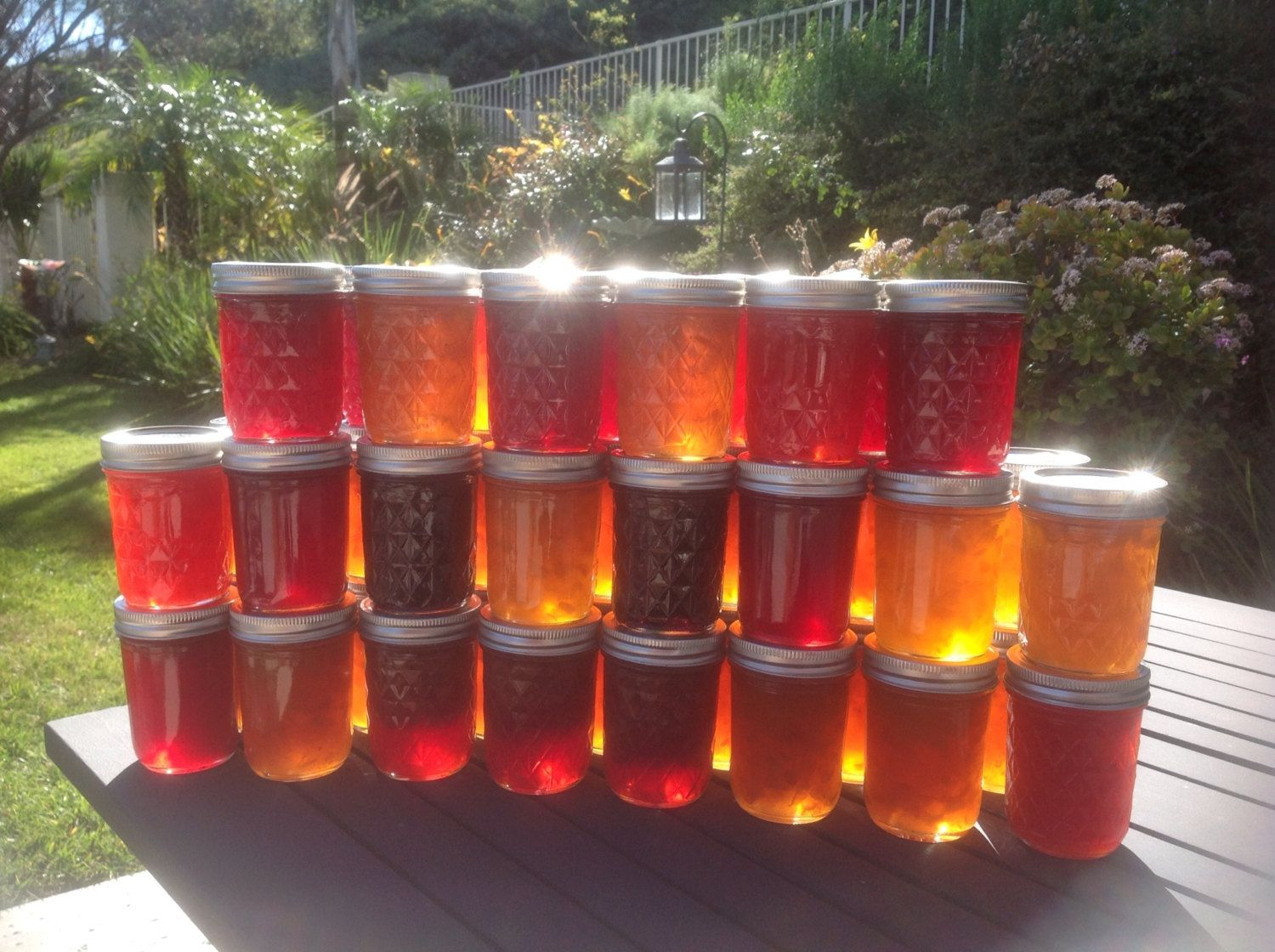 100 Wedding Favors with homemade small batch by WhitingRanchGifts, $295.00