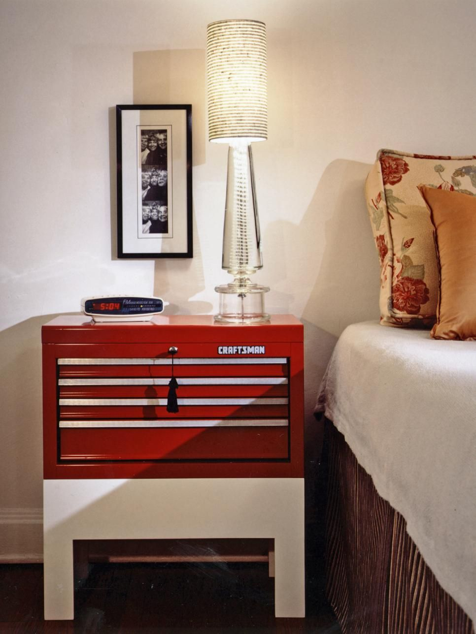 12 Ideas for Nightstand Alternatives | Craftsman, Nightstands and ...
