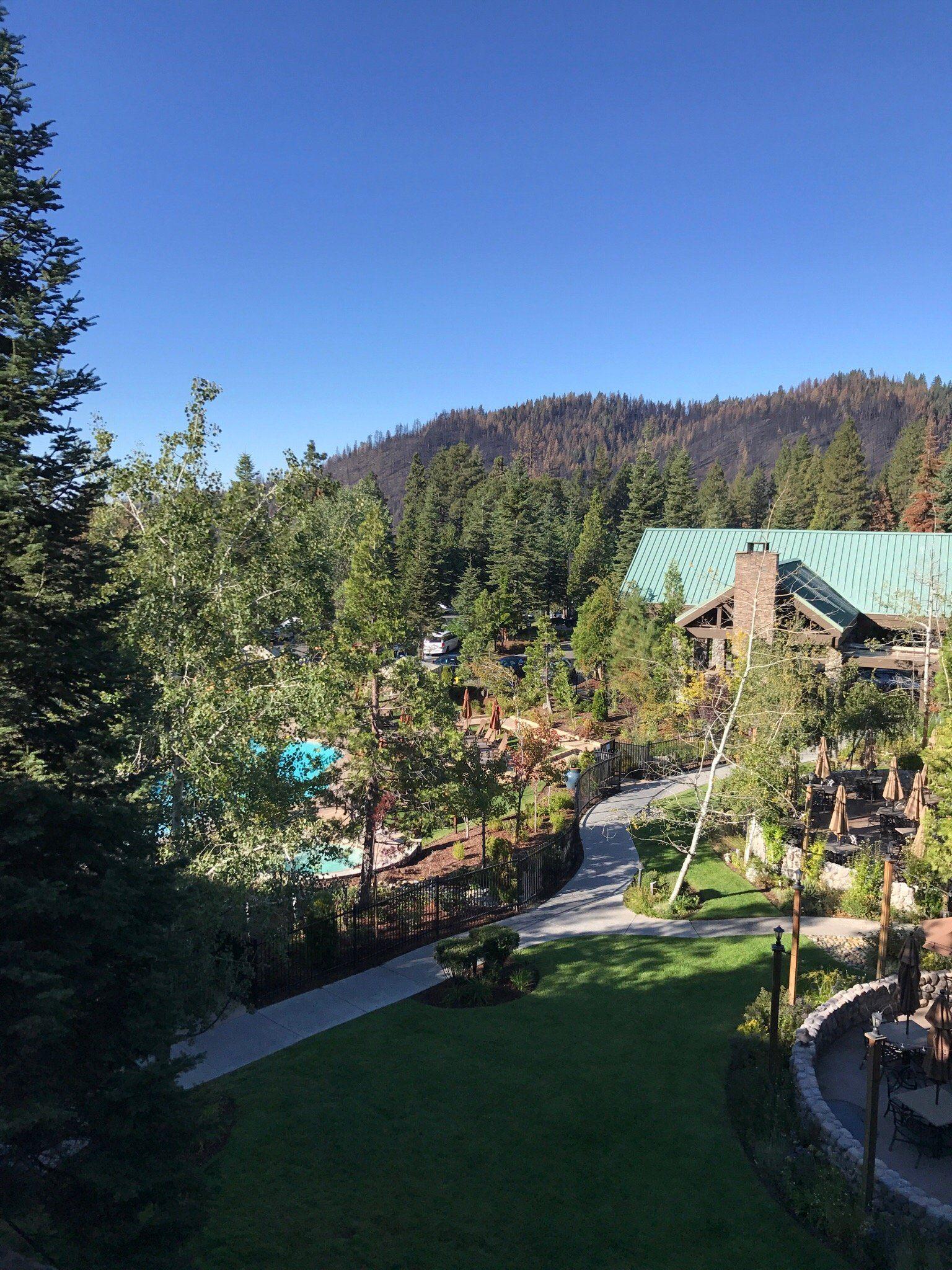 Now 320 Was 3 5 7 On Tripadvisor Tenaya Lodge At Yosemite Fish