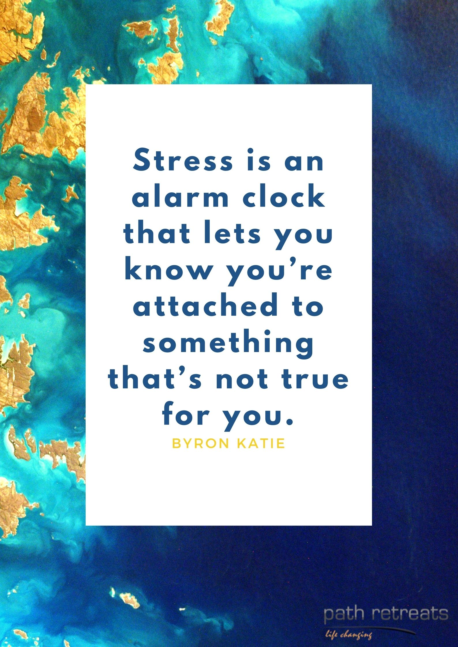 Byron Katie Quotes Awesome Byron Katie Quotes  Say Thatwords To Live By Pinterest