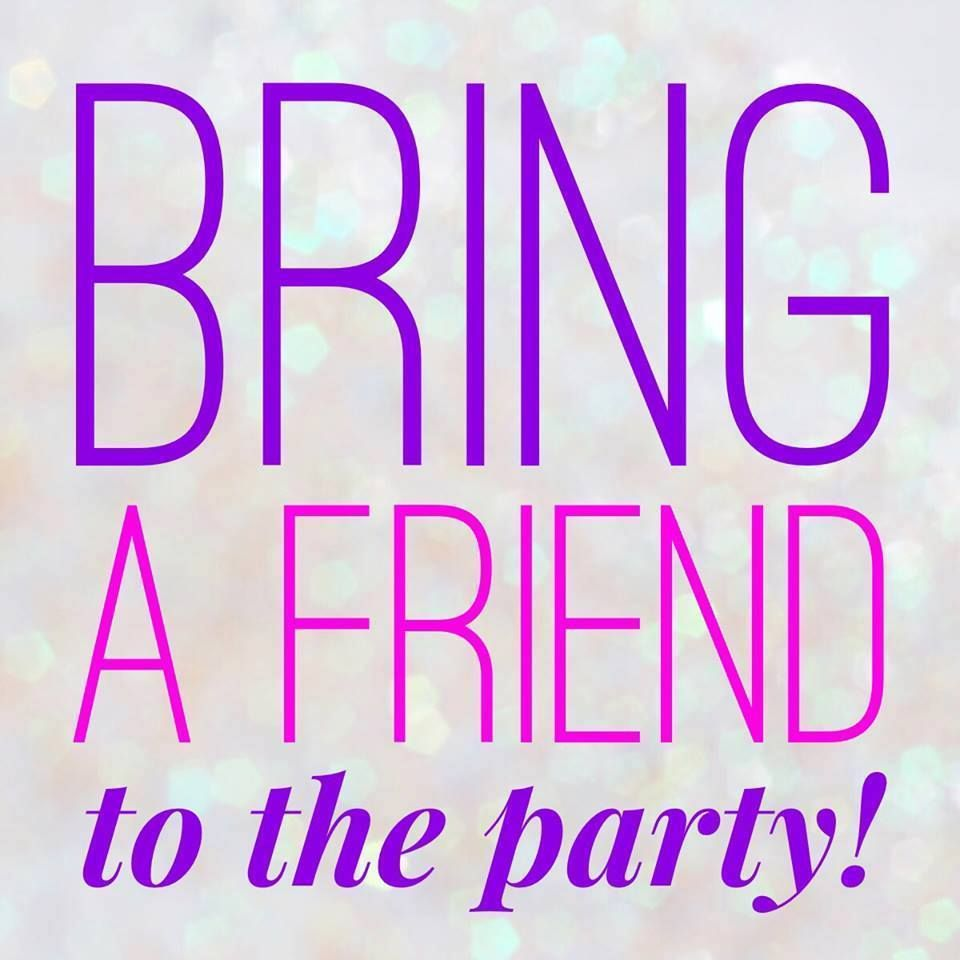 Bring a friend to the Party | Affiliate Marketing | Pinterest ...