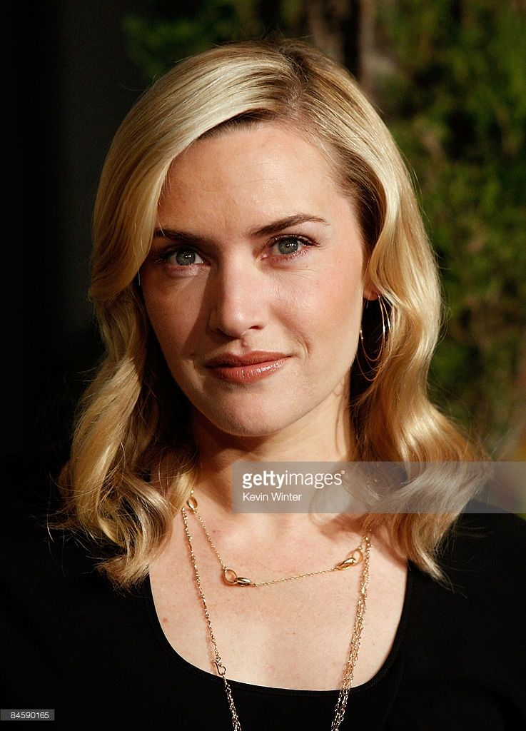 Actress Kate Winslet attends the 2009 Oscar Nominees Luncheon held at the Beverly Hilton Hotel on February 2, 2009 in Beverly Hills, California.